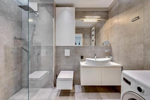Luxury Bianco Apartament - фото 20