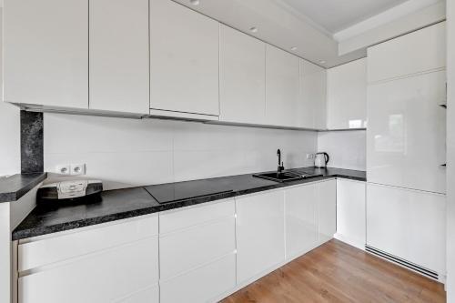 Luxury Bianco Apartament - фото 23