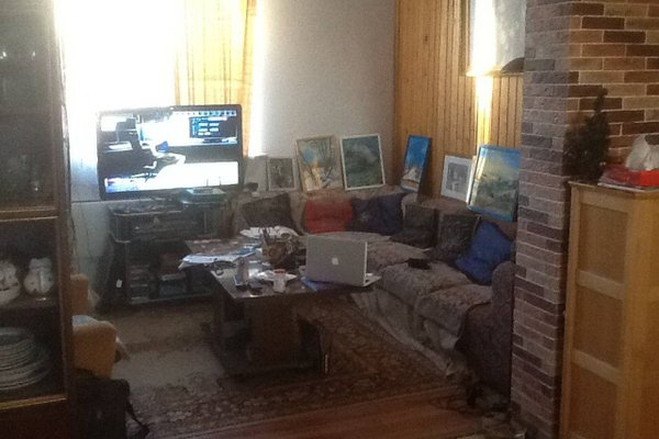 Cottage, 6 rooms, 2 km from Moscow, Видное