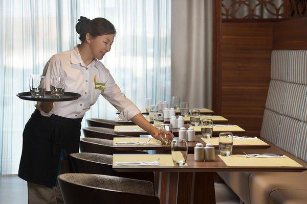 Hilton Garden Inn Dubai Al Mina - фото 10