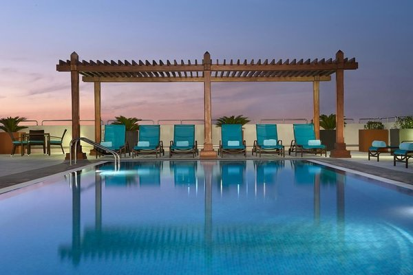 Hilton Garden Inn Dubai Al Mina - фото 21