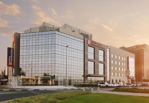 Hilton Garden Inn Dubai Al Mina - фото 22