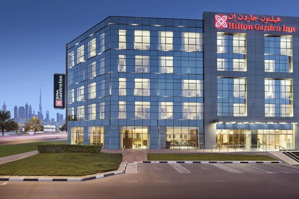 Hilton Garden Inn Dubai Al Mina - фото 23