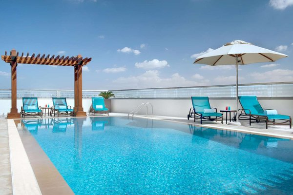Hilton Garden Inn Dubai Al Muraqabat - фото 50
