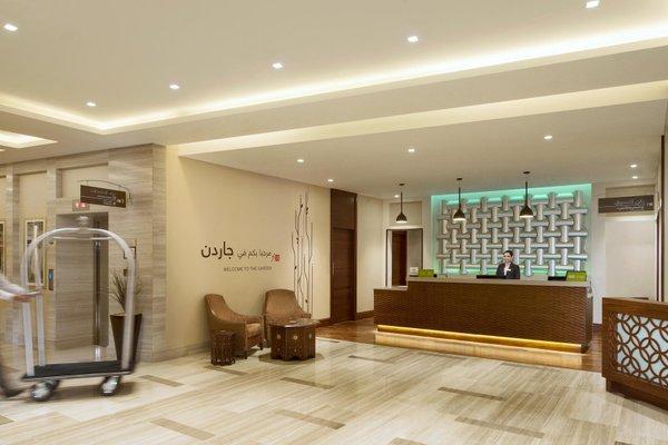 Hilton Garden Inn Dubai Al Muraqabat - фото 17