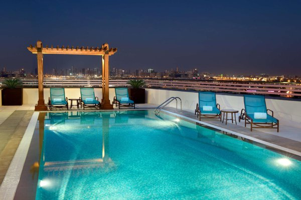 Hilton Garden Inn Dubai Al Muraqabat - фото 23