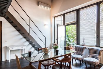 Temporary House - Milan Loft Via Mecenate - фото 10