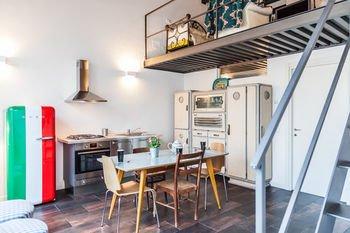 Temporary House - Milan Loft Via Mecenate - фото 8