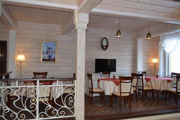 Park-Hotel Altay Green - фото 13