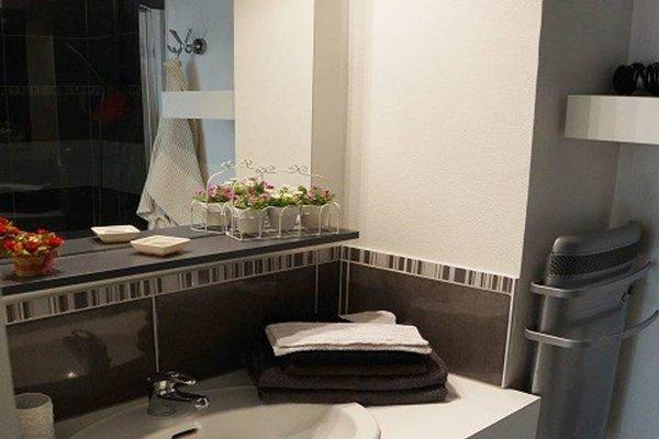 Appartement Duplex Rue du Soleil - фото 15
