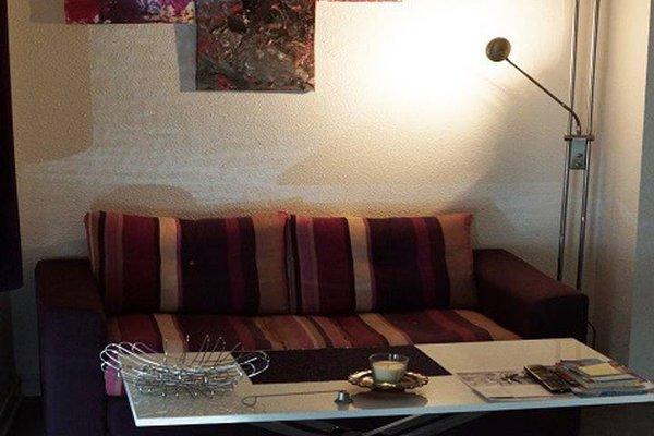 Appartement Duplex Rue du Soleil - фото 16