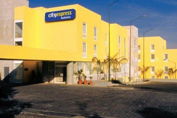 City Express Queretaro - фото 23