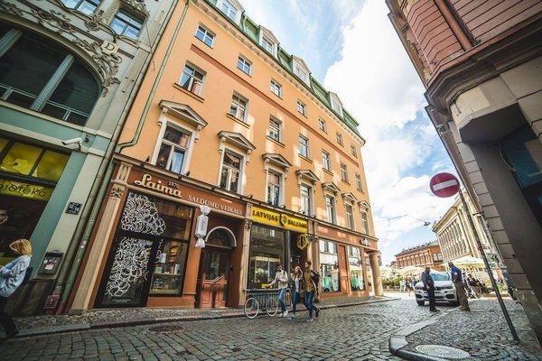 Riga Downtown Apartment - фото 23
