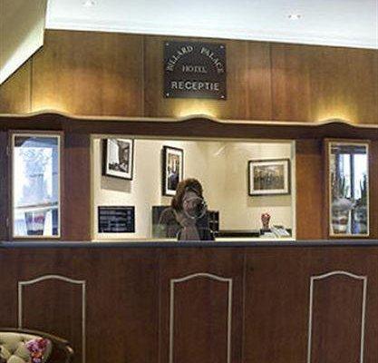 Hotel Antwerp Billard Palace - фото 13