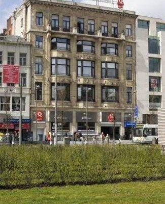 Hotel Antwerp Billard Palace - фото 21