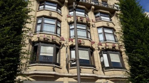 Hotel Antwerp Billard Palace - фото 23