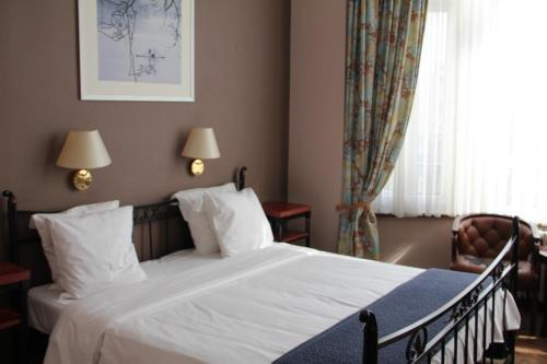 Hotel Antwerp Billard Palace - фото 4