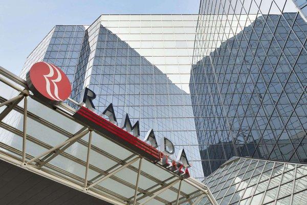 Ramada Plaza Antwerp - фото 22