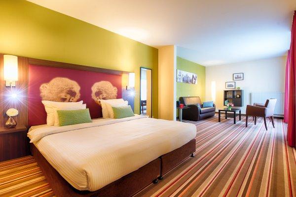 Leonardo Hotel Antwerpen - фото 1