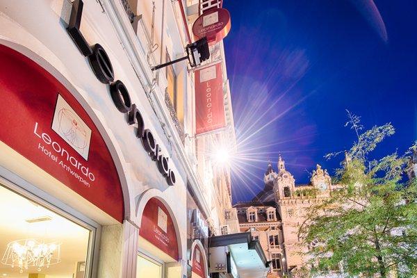 Leonardo Hotel Antwerpen - фото 21