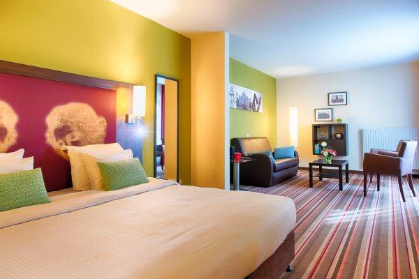 Leonardo Hotel Antwerpen - фото 3