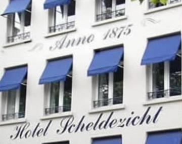 Hotel Scheldezicht - фото 19