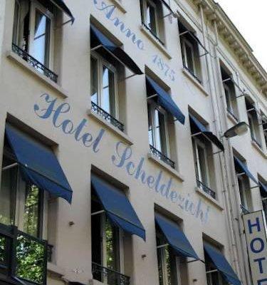 Hotel Scheldezicht - фото 22