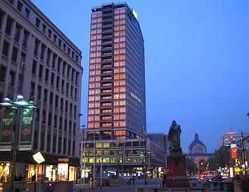 Hotel Keyserlei - фото 23