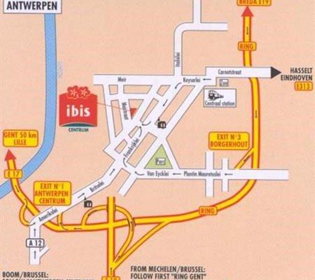ibis Antwerpen Centrum - фото 18