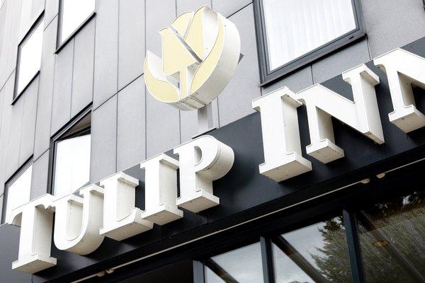 Tulip Inn Antwerpen - фото 14