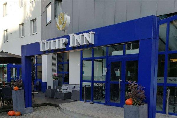 Tulip Inn Antwerpen - фото 16