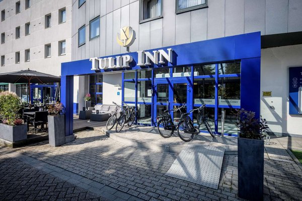 Tulip Inn Antwerpen - фото 22