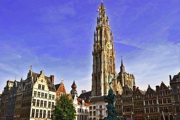Tulip Inn Antwerpen - фото 23