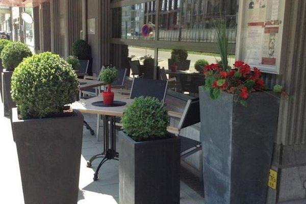 Antwerp Diamond Hotel - фото 21