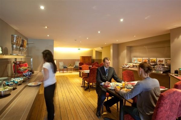 Antwerp Diamond Hotel - фото 9