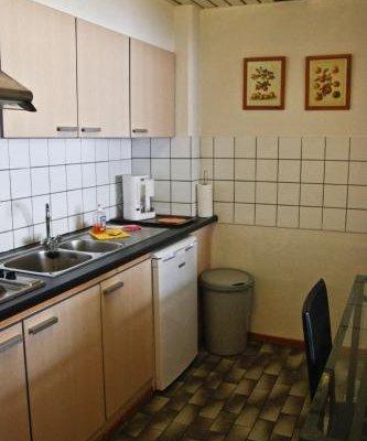 City Apartments Antwerpen - фото 13