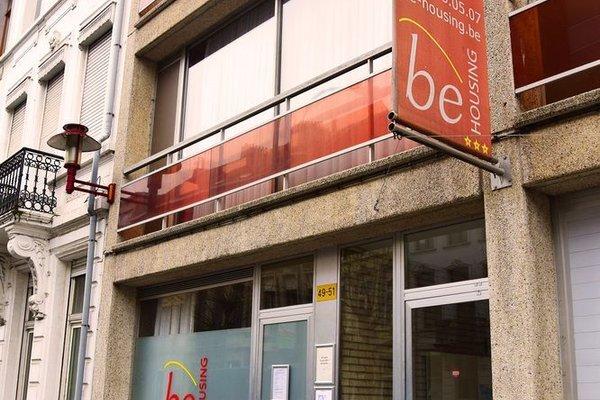 City Apartments Antwerpen - фото 22