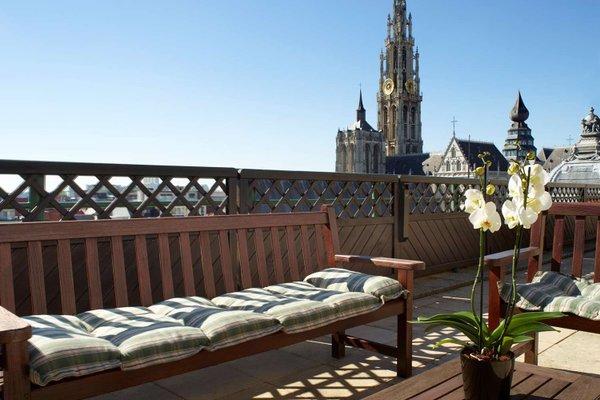Hilton Antwerp Old Town - фото 21