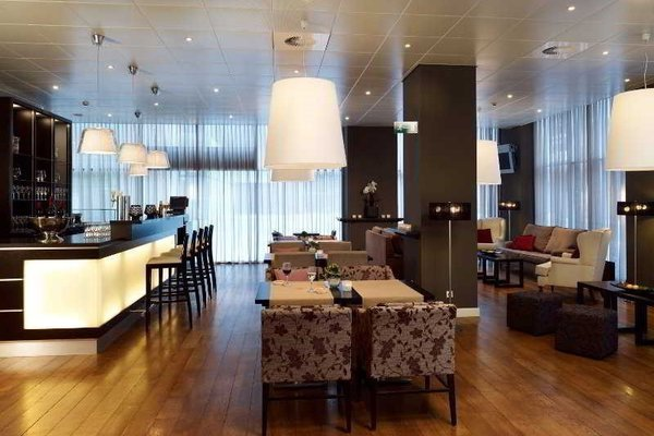 Lindner Hotel & City Lounge Antwerpen - фото 15