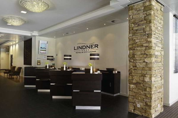 Lindner Hotel & City Lounge Antwerpen - фото 17