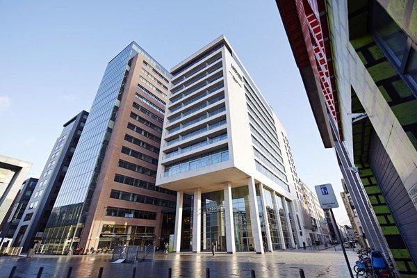 Lindner Hotel & City Lounge Antwerpen - фото 23