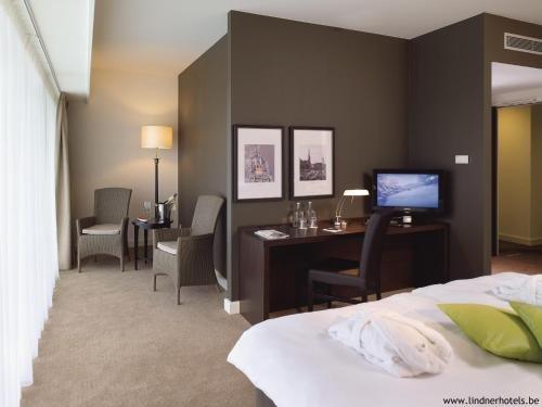 Lindner Hotel & City Lounge Antwerpen - фото 4
