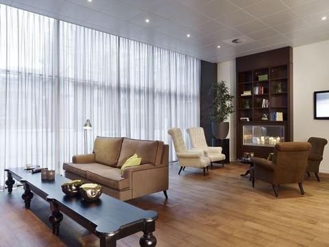 Lindner Hotel & City Lounge Antwerpen - фото 7