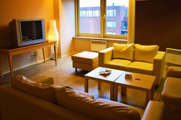 Ambassador Suites Antwerp - фото 11