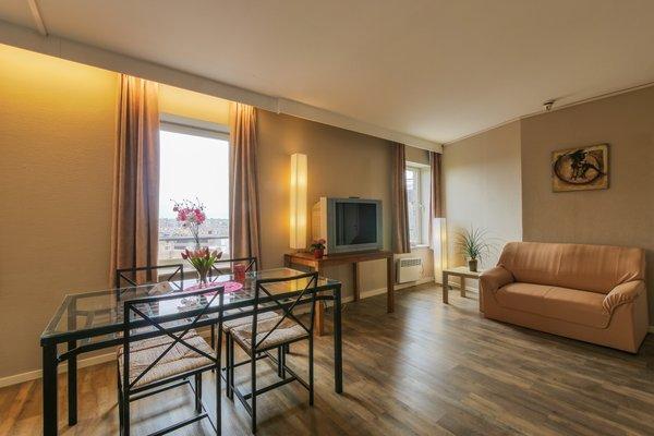 Ambassador Suites Antwerp - фото 7