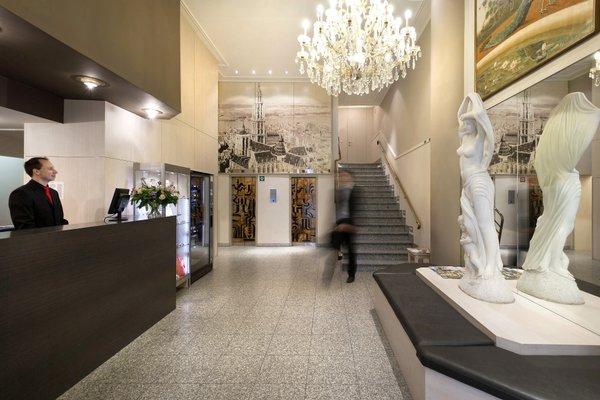 Century Hotel Antwerpen Centrum - фото 16