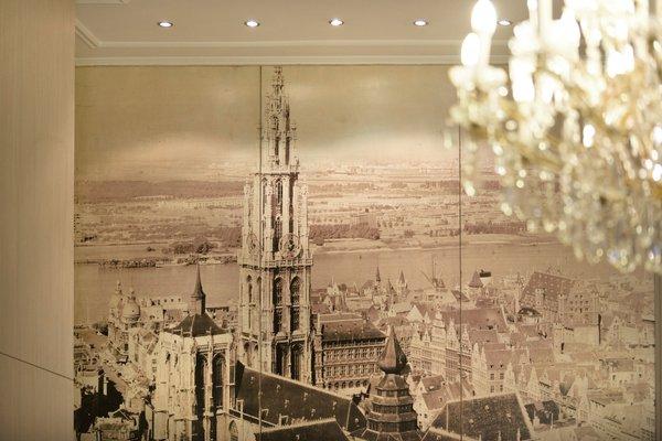 Century Hotel Antwerpen Centrum - фото 23