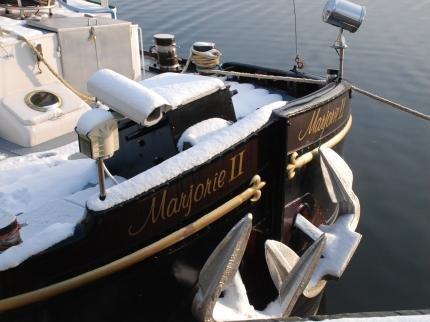Boat Barkentijn Marjorie - фото 20
