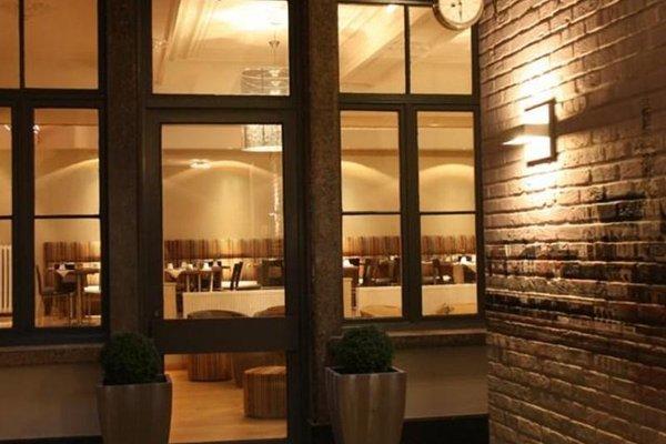 Hotel Maison d'Anvers - фото 15