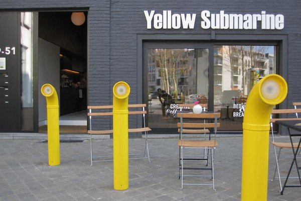 B&B Yellow Submarine - фото 22